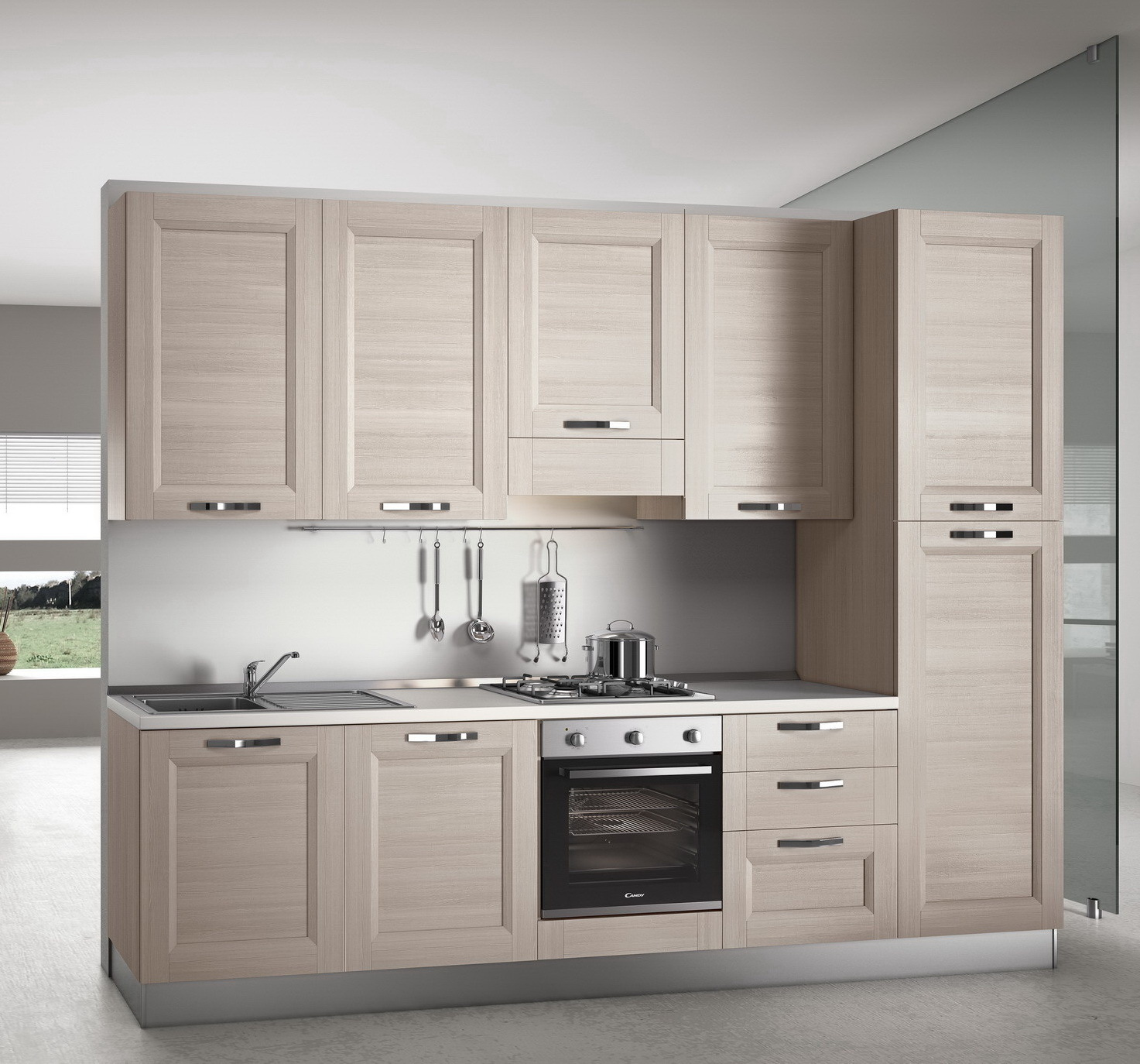 Cucine in kit hellobuy - Smontare cucina componibile ...
